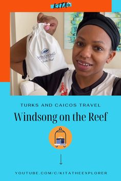 Welcome to the Turks and Caicos!!! Today, we are starting a new journey to my 29th country! This trip will be all about relaxation but first let me take you on a tour of the hotel I stayed in while on the beautiful island which is the Windsong on the Reef!