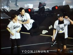 Suho, Sehun & Chanyeol