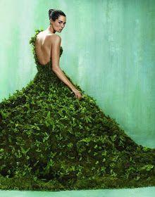 Mid-Atlantic Green Wedding Showcase: Aveda: No Responsible Alternative to Green