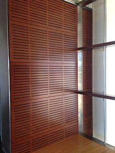 Auditorium - Acoustical Panels