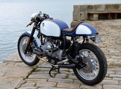 BMW Cafe Racer #airhead To discover Sardinia by motorcycle... www.sardiniariders.jimdo.com