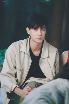 Cute Korean, Asian Cute, Korean Art, Korean Guys, A Love So Beautiful, My Love, China Movie, Chines Drama, Kdrama