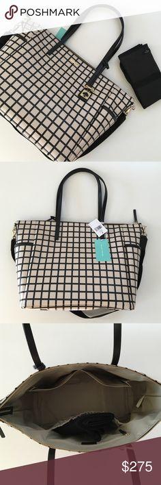 Spotted while shopping on Poshmark: SALE PRICE FIRMHP Kate Spade Diaper/Travel Bag! #poshmark #fashion #shopping #style #kate spade #Handbags