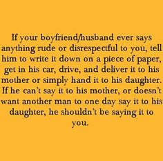 Good advice for every pre-teen girl (and her mother!).