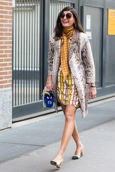 fwah2016 Street looks bijoux Fashion Week automne hiver 2016 2017 28
