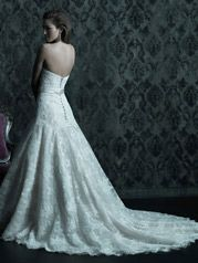 .allure bridals couture I love lace. need it