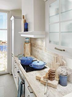 Küchen Design, Nautical Theme, Sweet Home, Cabinet, Storage, Kitchen, Inspiration, Furniture, Interiors