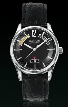 Paul Picot Gentleman Arc-en-Ciel 40 mm