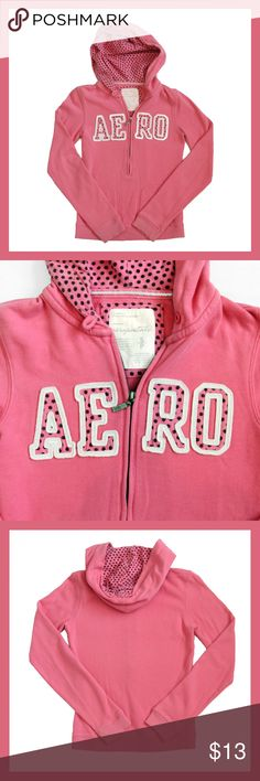 "Aeropostale Sweater Bundle up with this sweater by Aeropostale. 60% cotton and 40% polyester. Length approx. 22"", bust approx. 15"", and sleeve approx. 25"". Great pre-owned condition with no visible flaws. Aeropostale Sweaters"
