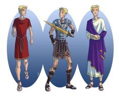 jason's ancient greek clothing