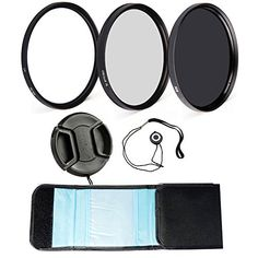 Zomei Neutral Density ND8CPL PolarizingUV Camera Filter Ser for Canon Nikon DSLR Camera 82mm *** You can get additional details at the image link.