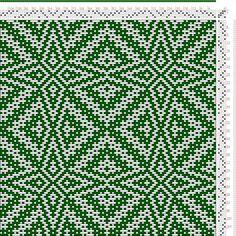 plaid weaving draft 4 shaft | Hand Weaving Draft: xc00081, , 4S, 4T - Handweaving.net Hand Weaving ...