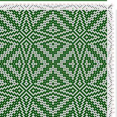plaid weaving draft 4 shaft | Hand Weaving Draft: xc00081, , 4S, 4T - Handweaving.net Hand Weaving ...