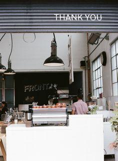 café roller door