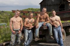 King brothers of Freedom Farms in Butler, Pennsylvania appear in Farm Kings on GAC.