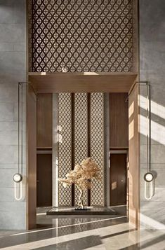 Low Budget Home Decoration Ideas Resort Interior, Luxury Interior, Interior And Exterior, Door Design, House Design, Hotel Lobby Design, Modern Hotel Lobby, Chinese Interior, Lobby Interior