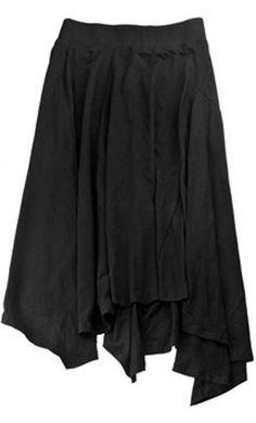 black pixie skirt <3