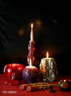 Preciosas velas