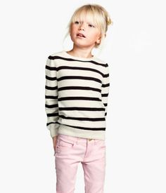 This little h&m model makes me tempted to give lucy her bangs again...