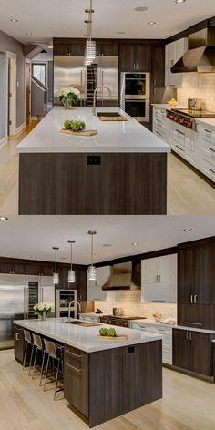 Home Design Kitchen Interiordesign Modern Kuhnya In 2018