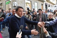 Vote in PD primaries to select premier candidate  Renzi