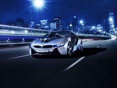 BMW i8. Klikněte na obrázek pro registraci, pokud chcete více informací o BMW i!