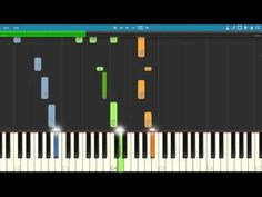 One Direction - If I Could Fly Piano Tutorial - How To Play If I Could Fly - Instrumental - YouTube