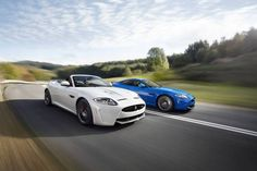 Jaguar's 2012 XKR-S looks aggressive -- but the intense muscularity of this limited-run powerhouse outstrips the car's lines.