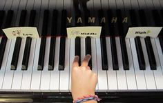 A First Piano Lesson                 The first piano lesson is an exciting and memorable day. I  vaguely remember my first piano lesso...