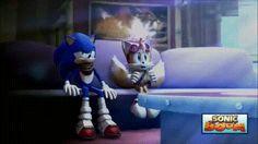 Sonic Nyoom, (Sonic Boom: Episode 50 - Cabin Fever)