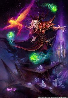 Warcraft - Prince Kael'thas Sunstrider