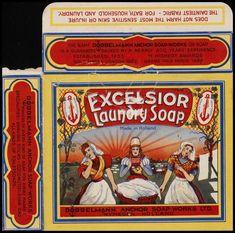 Прекрасная эпоха модерна - Старинная реклама и упаковка мыла и косметических средств. Часть третья
