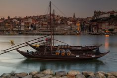 Porto Through The Lens - Words and Photography by Pete Heck 23.11.2015 | Porto, Portugal invigorated my creative side. My photography sessions gave me many reasons to love this city. Photo: Port in Porto
