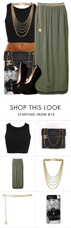 """""""Dec 23, 2k13"""" by xo-beauty ❤ liked on Polyvore featuring River Island, Witchery, Michael Kors and Giuseppe Zanotti"""