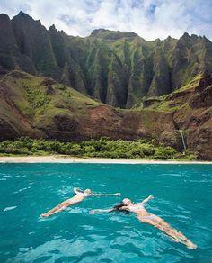 Kauai, Hawaii. Take me back!                                                                                                                                                                                 More