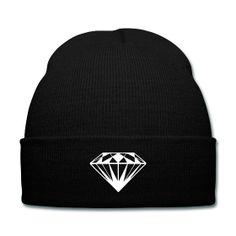 Diamond Beanie - Available Here: http://sondersky.spreadshirt.com.au/diamond-A18448010