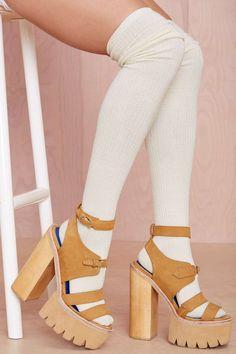 Lisa Knee-High Socks