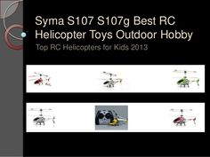 Top 10 Best RC Helicopters Syma Remote Control Helicopter