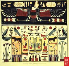 Ancient Egypt Arts   Segmation-The Art of Pieceful Imaging