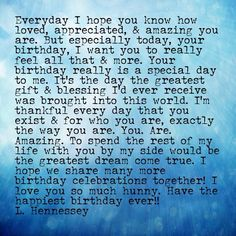 Soulmate And Love Quotes QUOTATION Image Of The Day Description Happy Birthday
