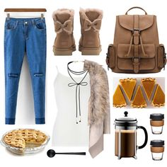 Gemma by goingdigi on Polyvore featuring мода, Dorothy Perkins, UGG, Miss Selfridge, Bodum, canvas and KeepCup
