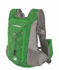 Mammut Mtr 201 Men s Backpack Green Dark Spring-iron Size 12 Liter  Amazon. co.uk  Sports   Outdoors 04887bd9ae6c2