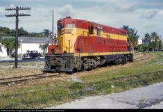 Florida East Coast, Train Engines, Trains, Train