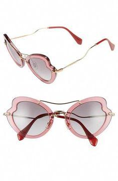 7dfb70efa51 Miu Miu 52mm Sunglasses  MiuMiu Latest Sunglasses