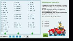 Bovenbouw: Automatiseren groep 7 en 8