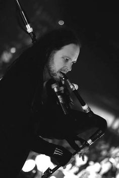 JD on bagpipes Fangirl, Show Me Your Love, Jonathan Davis, New Wave, Rob Zombie, Korn, Great Bands, My Favorite Music, Guys