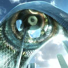"""A closer look at """"Superposed City"""", a 3rd-prize Shenzhen Bay Super City entry"""