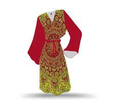 Boho Girl Beach Dress. Feel Good Fashion & Living®  by Marijke Verkerk Design www.marijkeverkerkdesign.nl