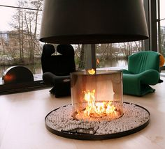 FirePlace by Graham Hopkins, via Flickr