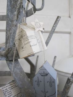 Paper houses © Antique Home